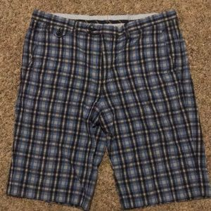 Plaid Ben Sherman shorts